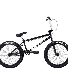 "Fit 2021 Fit Series One (MD) Gloss Black Bike 20.5"""