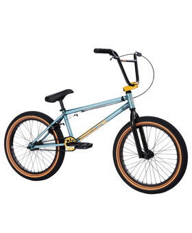 """Fit 2021 Fit Series One (SM) Trans Ice Blue Bike 20.25"""""""