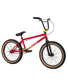 """Fit 2021 Fit Series One (SM) Gloss Red Bike 20.25"""""""