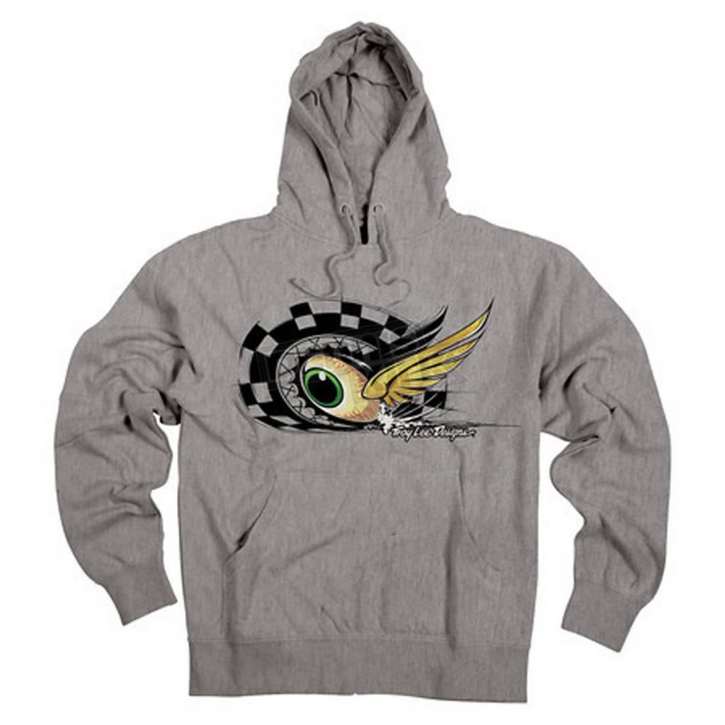 Troy Lee Designs Troy Lee Eyeball Youth Medium Hoodie