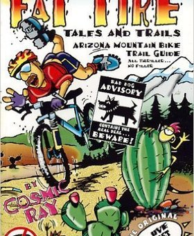 BOOK FAT TIRE TAILS & TRAILS