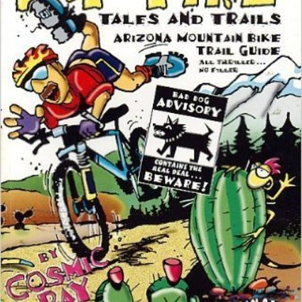 Fat Tire Tails & Trails Book