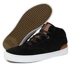 Lotek Lotek Mac Black/Brown Size 12 Shoes