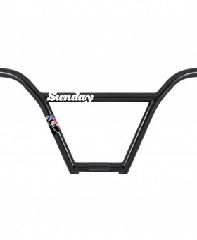 "Sunday Sunday Street Sweeper 9.5"" Black Bars"