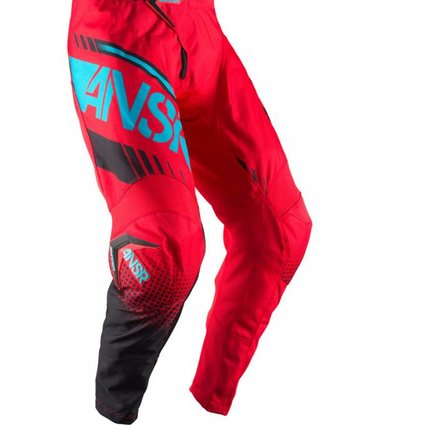 Answer Racing 2017 Answer Syncron Red/Teal Pants