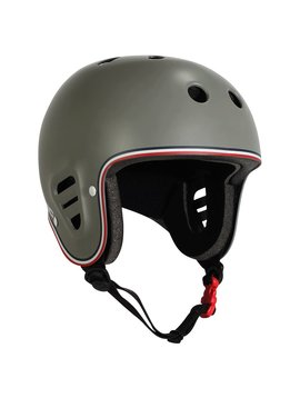 Pro-Tec *Pro-tec Fullcut (Certified) Matte Gray Helmet