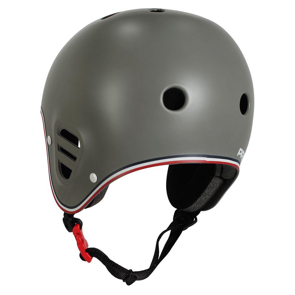 Pro-Tec Pro-tec Fullcut (Certified) Matte Gray Helmet