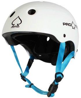 Pro-Tec Pro-tec Jr Classic (Certified) Gloss White Helmet