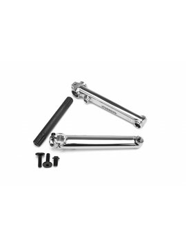 Mission Mission Transit V2 175mm Chrome Cranks