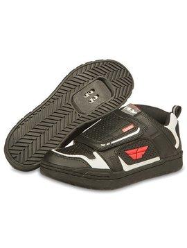Fly Racing Fly Racing Transfer Black/Hi-Viz Size 9 Shoes