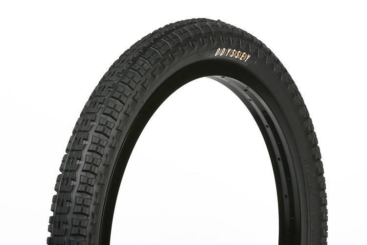 Odyssey Odyssey Aitken Knobby Black Tire