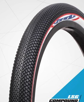 "Vee Tire Co. 20x1-1/8"" Vee Rubber Speedster Worlds Tire"