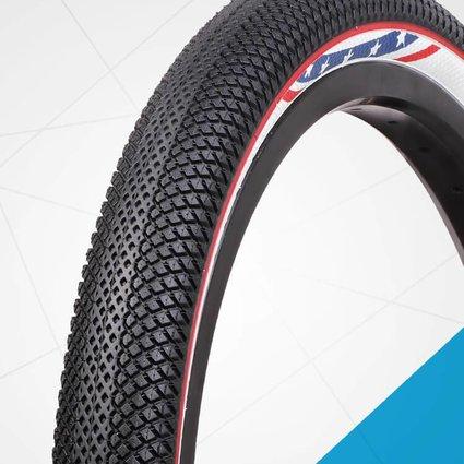 """Vee Tire Co. 20x1-1/8"""" Vee Rubber Speedster Worlds Tire"""