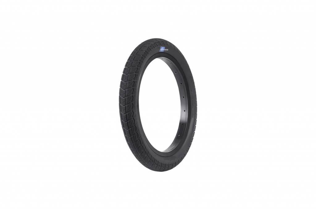"Sunday 16x2.1"" Sunday Current Black Tire"