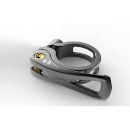 Box Components Box Quick Release 31.8mm Black Seat Clamp