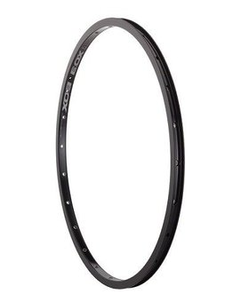 "Box Components Box One Rear 28H Black Rim (20x1-1/8"")"