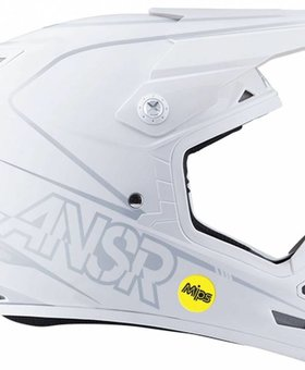 Answer Racing Answer Racing Evolve 3 Mips White Small Helmet