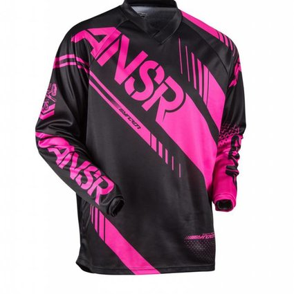 Answer Racing 2017 Answer Syncron Black/Pink Small Jersey