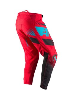 Answer Racing 2017 Answer Syncron Red/Teal Size Y28 Pants