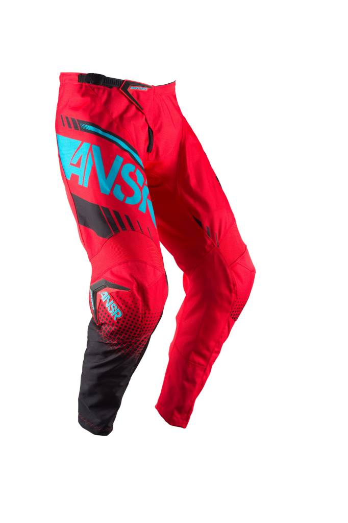 Answer Racing 2017 Answer Syncron Youth Red/Teal Size Y28 Pants