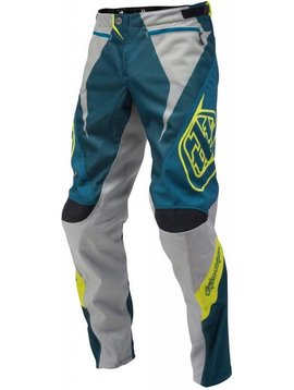 Troy Lee Designs Troy Lee Sprint Reflex Dirty Blue Size Y28 Pants