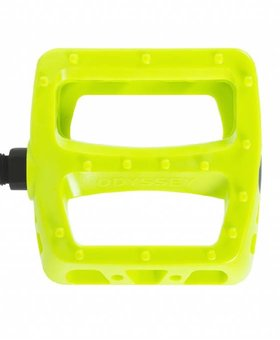 Odyssey Odyssey Twisted PC Pedals (Limited Colors) Fluorescent Yellow