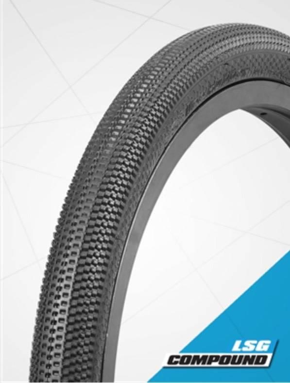 "Vee Tire Co. 20x1.5"" Vee Rubber Mk3 Black Tire"