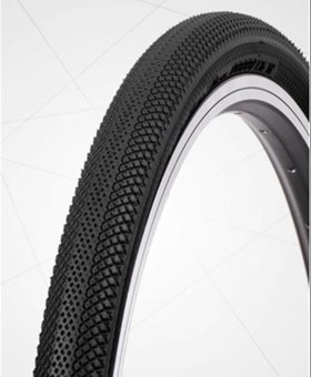 "Vee Tire Co. 24x1-1/8"" Vee Rubber Speedster Black Tire"