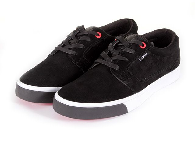 Lotek Lotek Fader Black/Red Sizes 13 Shoes