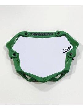 Tangent Products Tangent 3D Ventril Pro Green Number Plate