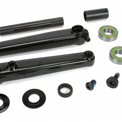 Sunday Sunday Saker V2 155mm Black Cranks