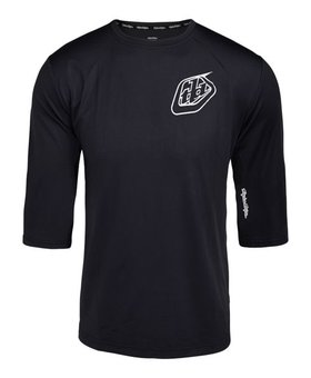 Troy Lee Designs Troy Lee Compound 3/4 Black Med Jersey