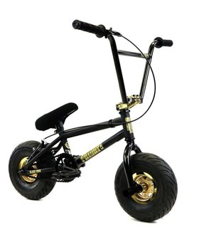 Fatboy Fatboy Pro BMX Black Hawk X (Black/Gold) Bike