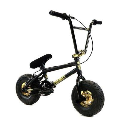 Fatboy Fatboy Pro BMX Black Hawk X (Black/Gold) Bike