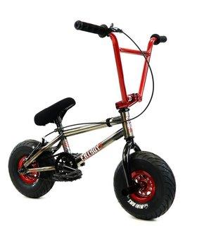 Fatboy Fatboy Pro BMX Viper X (Raw/Red) Bike