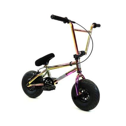 Fatboy Fatboy Pro BMX War Head (Oil Slick) Bike