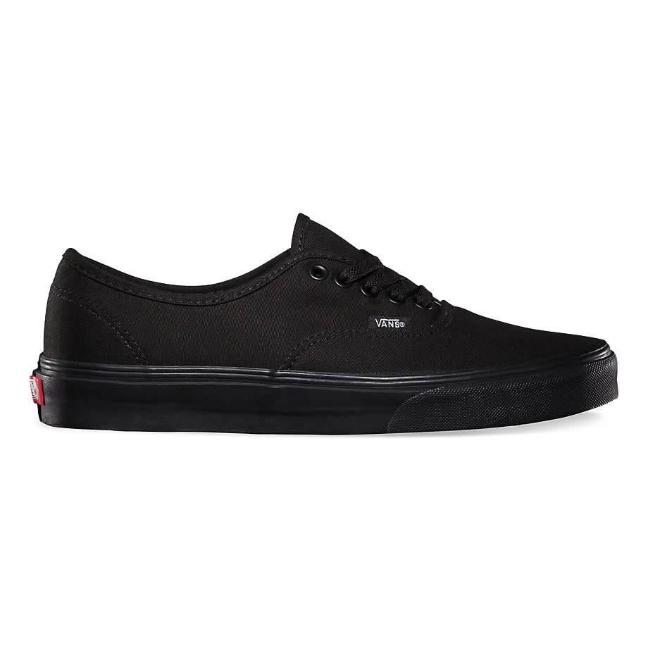 Vans Vans Authentic Black/Black Shoes