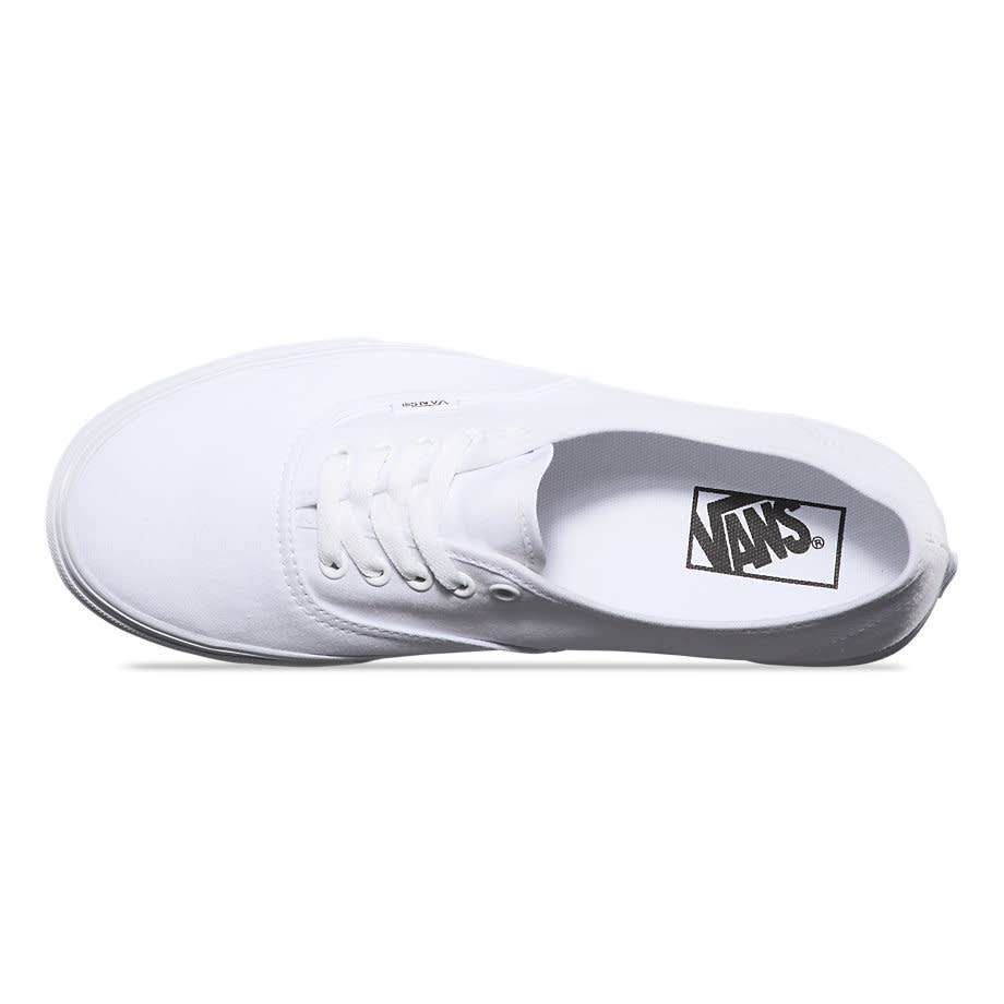 Vans Vans Authentic True White Shoes