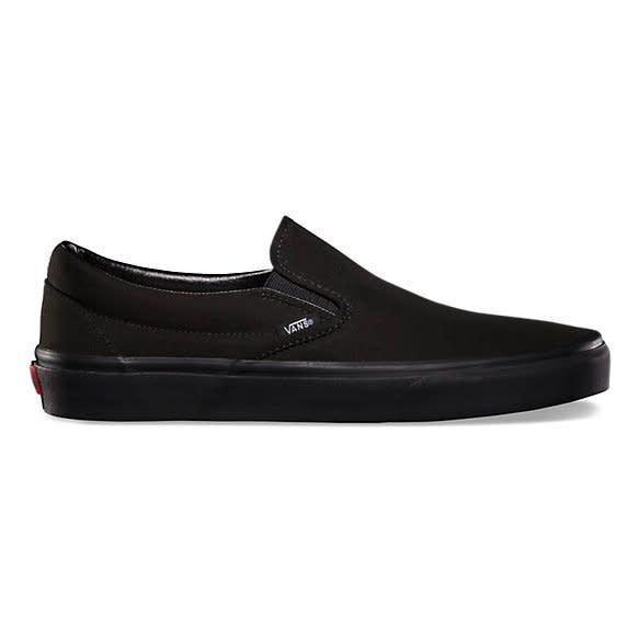 Vans Vans Slip-On Black/Black Shoes