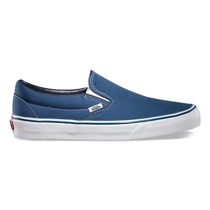 fef4257c933 Vans Slip-On Navy Shoes - Gordy s Bicycles