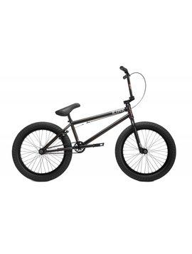 Kink 2019 Kink Whip XL Dual Finish Trans Black Edge Fade Bike