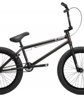 Kink 2019 Kink Whip XL Dual Finish Trans Black Edge Fade Bike