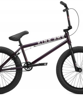 Kink 2019 Kink Gap XL Gloss Trans Deep Purple Edge Fade Bike