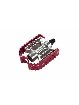 """Odyssey Odyssey Triple Trap 9/16"""" Red Pedals"""