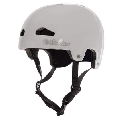 Shadow Conspiracy Shadow Conspiracy Featherweight Gloss White Helmet