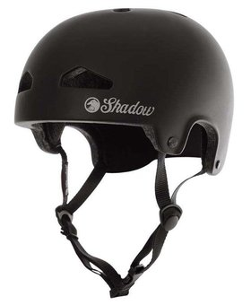 Shadow Conspiracy Shadow Conspiracy Featherweight Matte Black Helmet
