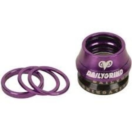 Daily Grind Daily Grind Purple Headset