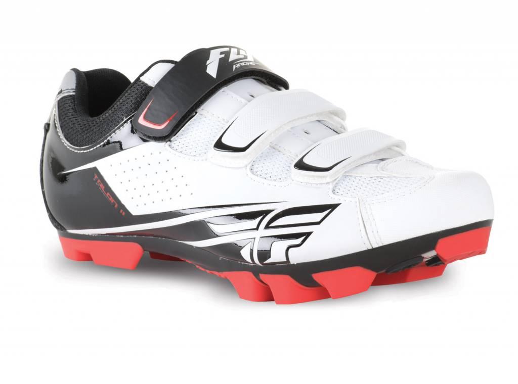 Fly Racing Fly Racing Talon II White Shoes