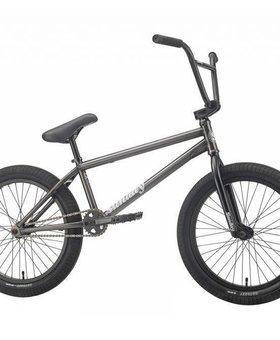 "Sunday 2019 Sunday EX Childs 21"" Semi-Matte Trans Black Bike"