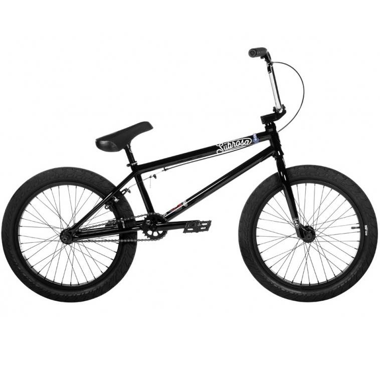 Subrosa 2019 Subrosa Tiro XL Gloss Black Bike